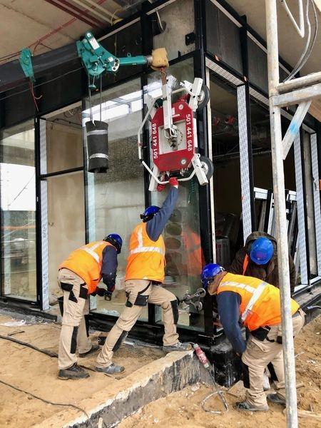 realizacje budynków, konstrukcje aluminiowe 26