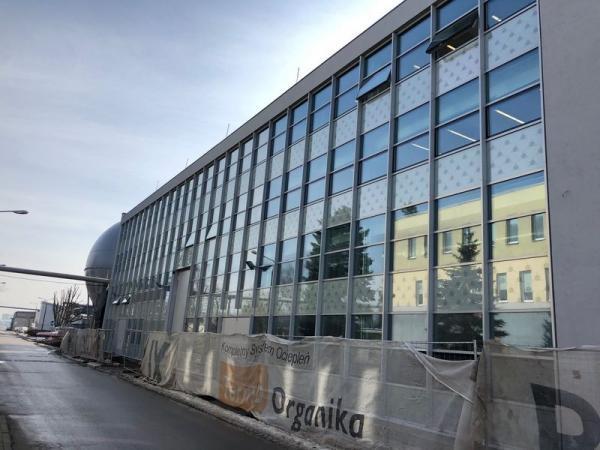 realizacje budynków, konstrukcje aluminiowe 8